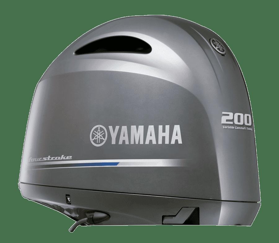 F200FETX tapa motor
